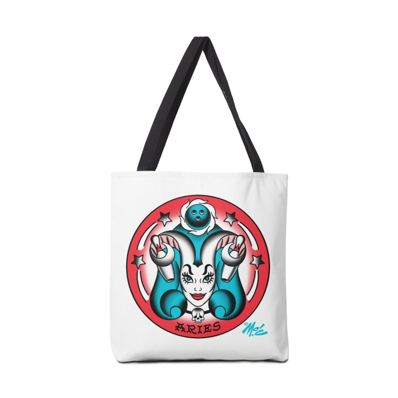ARIES! Accessories Bag by Mitch O'Connell