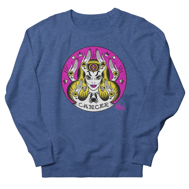 CANCER! Women's Sweatshirt by Mitch O'Connell