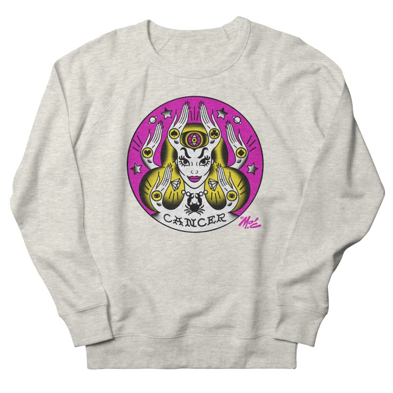 CANCER! Men's Sweatshirt by Mitch O'Connell