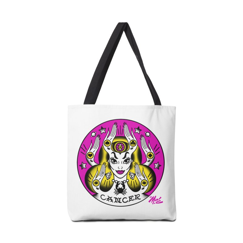 CANCER! Accessories Bag by Mitch O'Connell