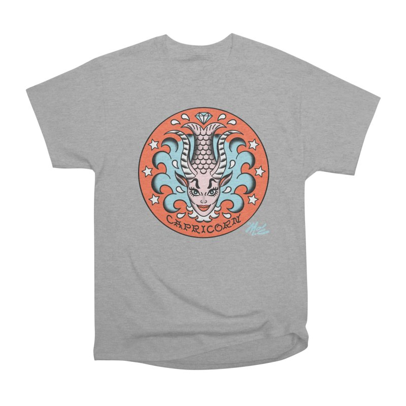 CAPRICORN! Men's Classic T-Shirt by Mitch O'Connell
