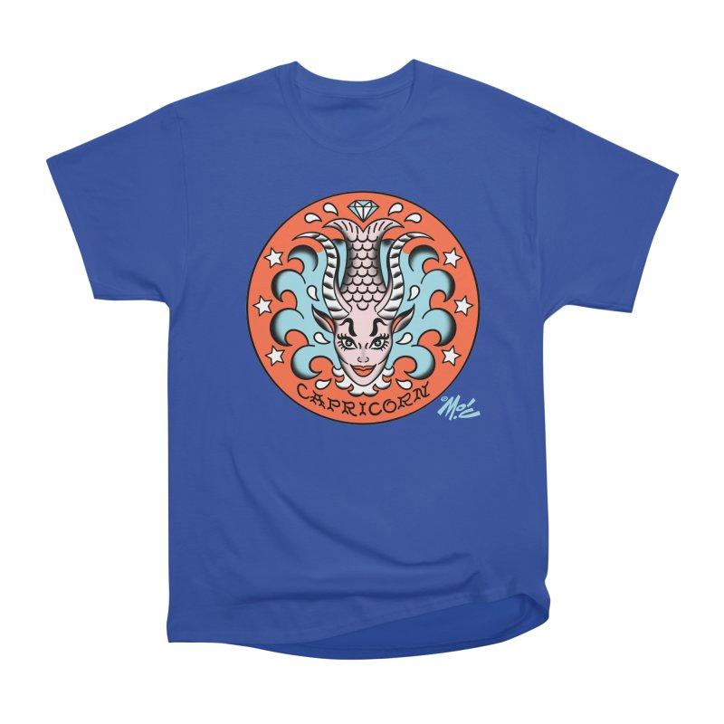 CAPRICORN! Women's Classic Unisex T-Shirt by Mitch O'Connell