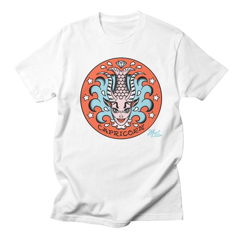 CAPRICORN! Women's Unisex T-Shirt by Mitch O'Connell