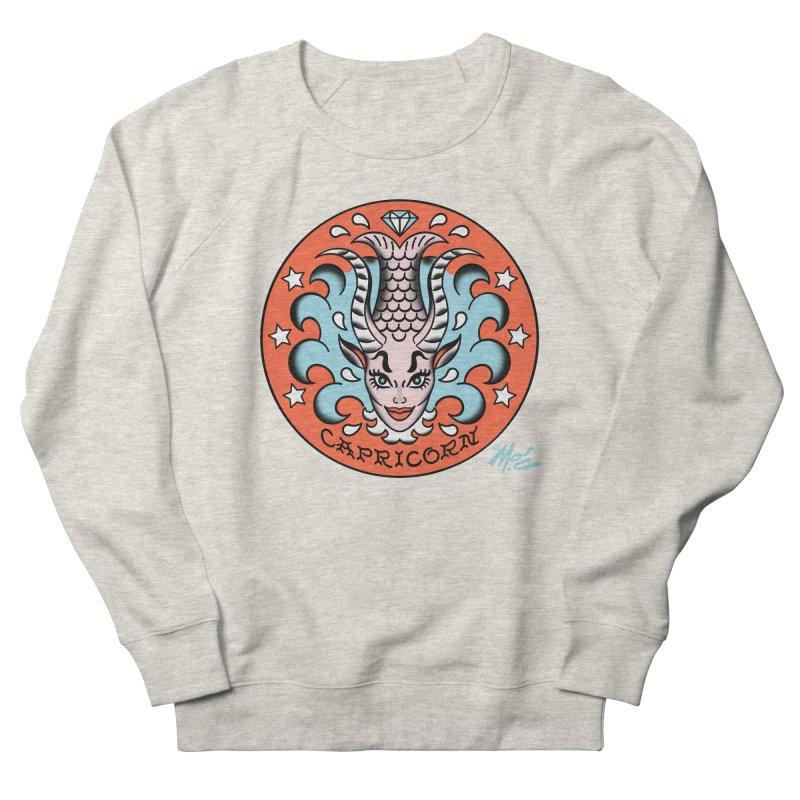 CAPRICORN! Men's Sweatshirt by Mitch O'Connell