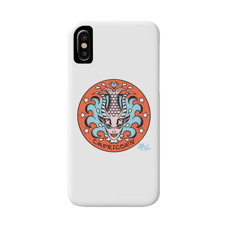 CAPRICORN! Accessories Phone Case by Mitch O'Connell