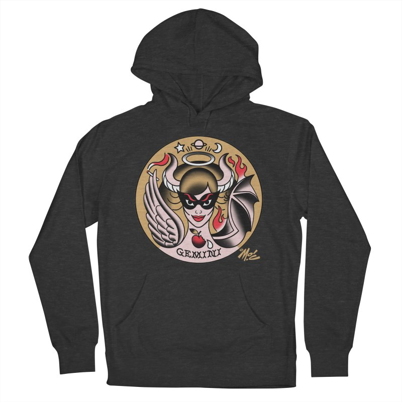 GEMINI! Men's Pullover Hoody by Mitch O'Connell