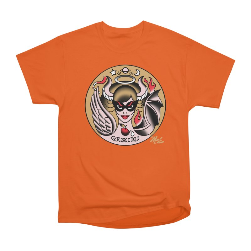 GEMINI! Men's Classic T-Shirt by Mitch O'Connell