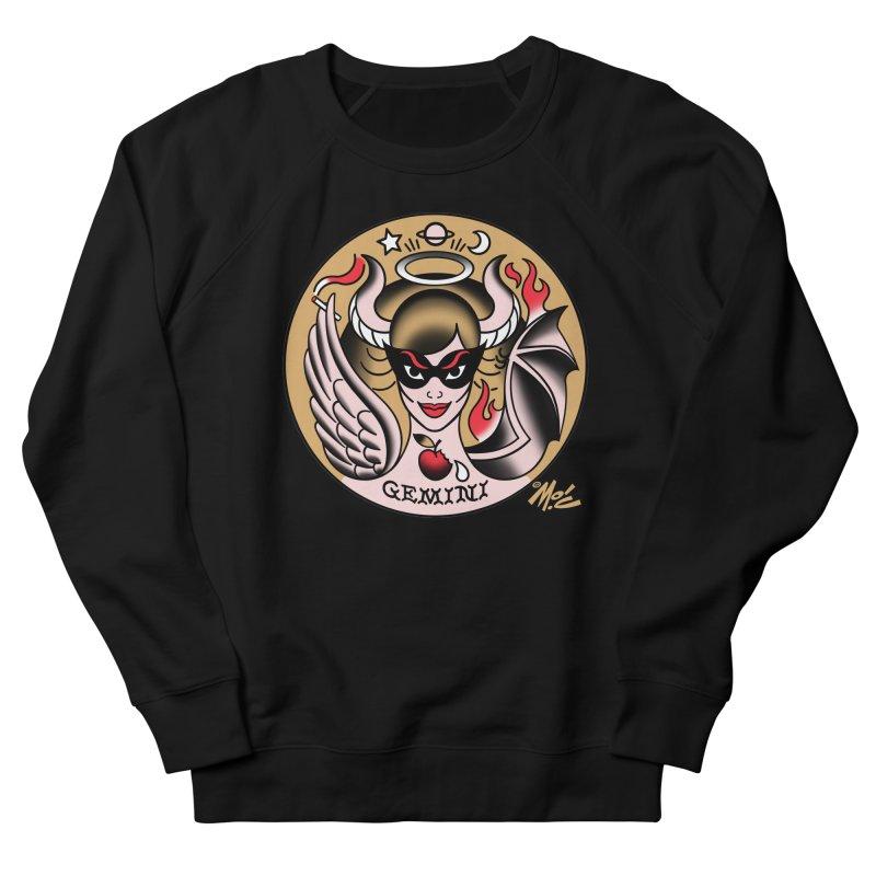 GEMINI! Women's Sweatshirt by Mitch O'Connell