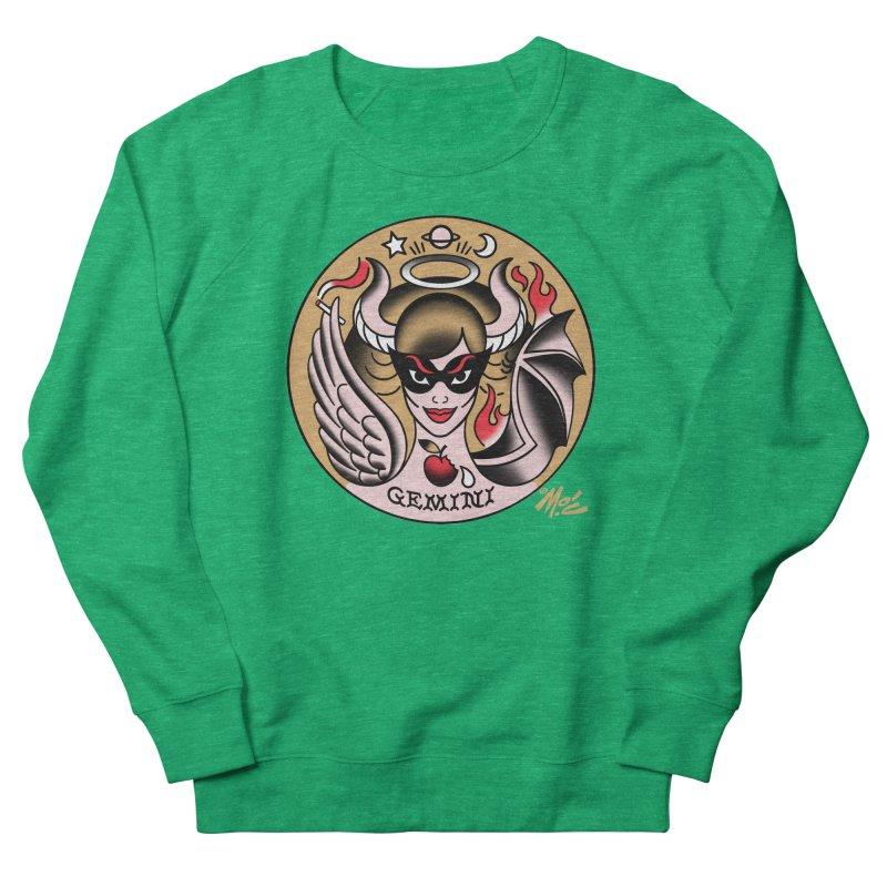 GEMINI! Men's Sweatshirt by Mitch O'Connell