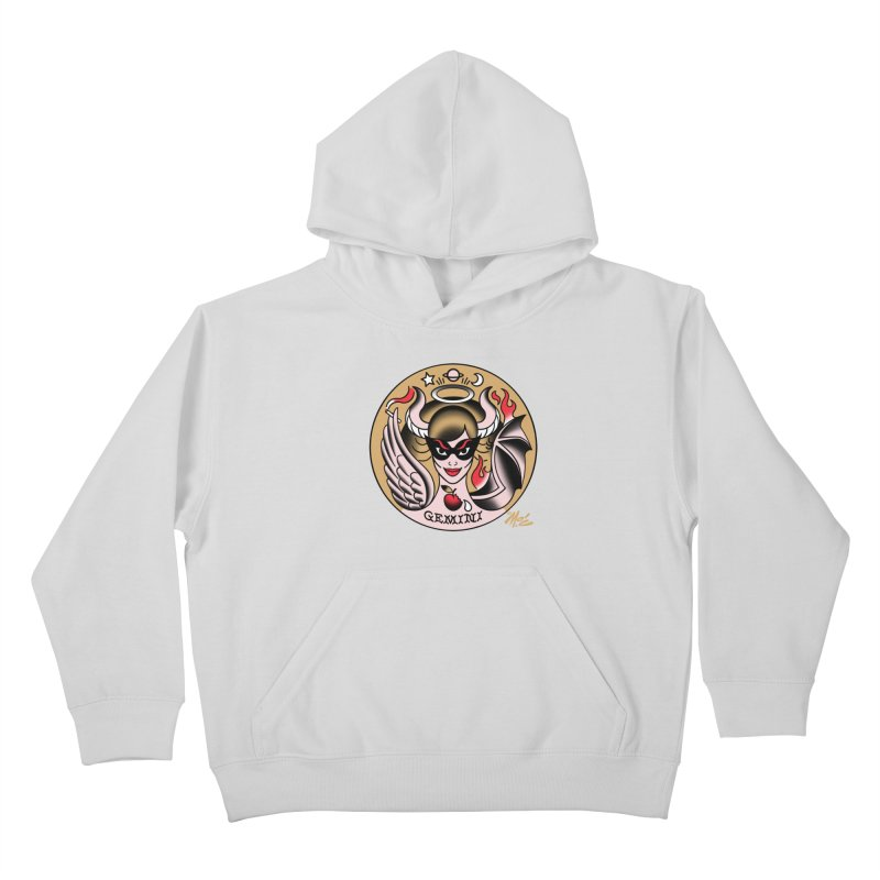 GEMINI! Kids Pullover Hoody by Mitch O'Connell