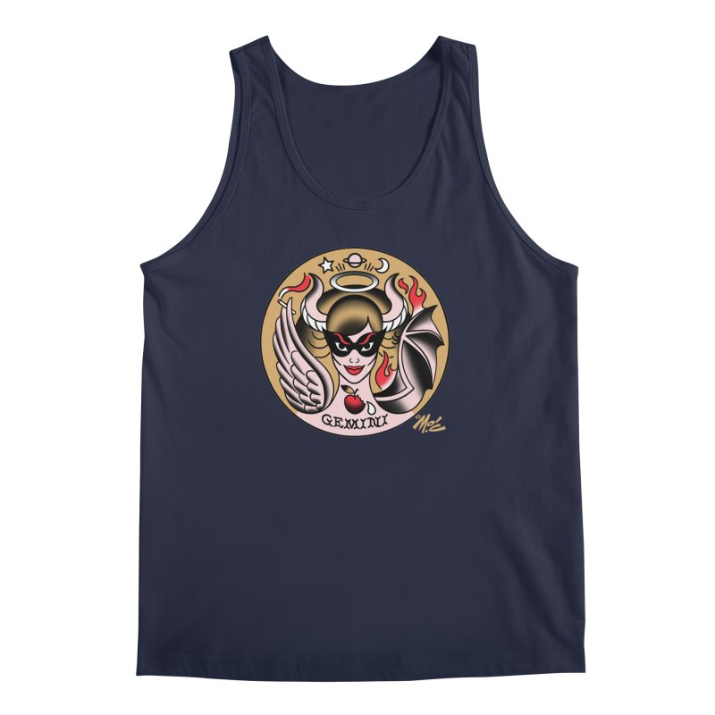 GEMINI! Men's Tank by Mitch O'Connell
