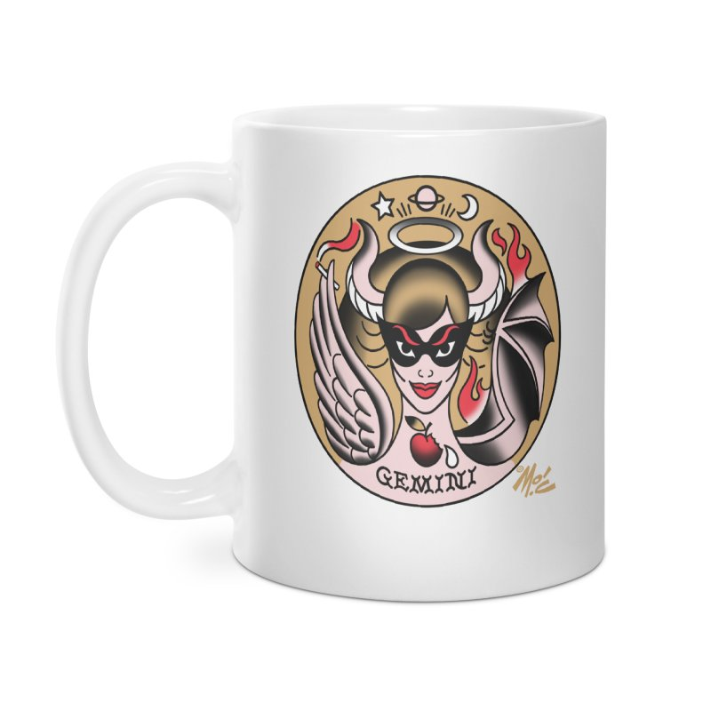 GEMINI! Accessories Mug by Mitch O'Connell