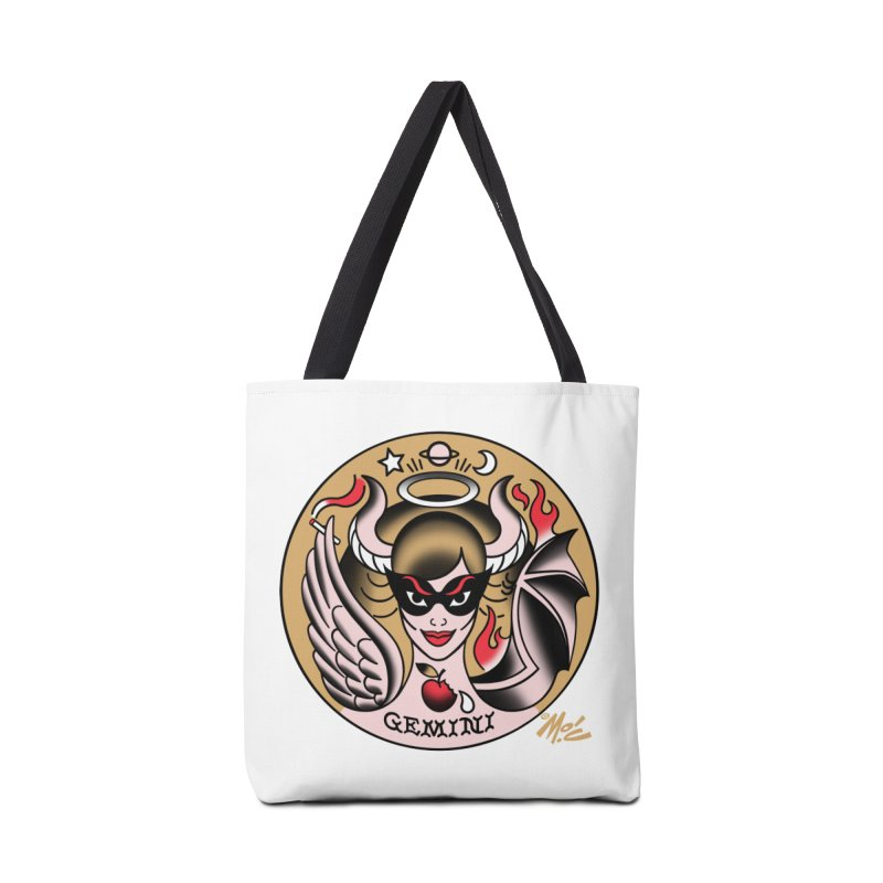 GEMINI! Accessories Bag by Mitch O'Connell