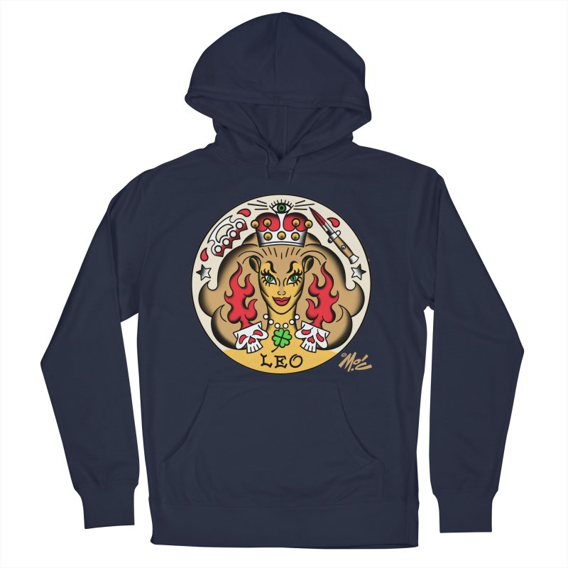 LEO! Women's Pullover Hoody by Mitch O'Connell
