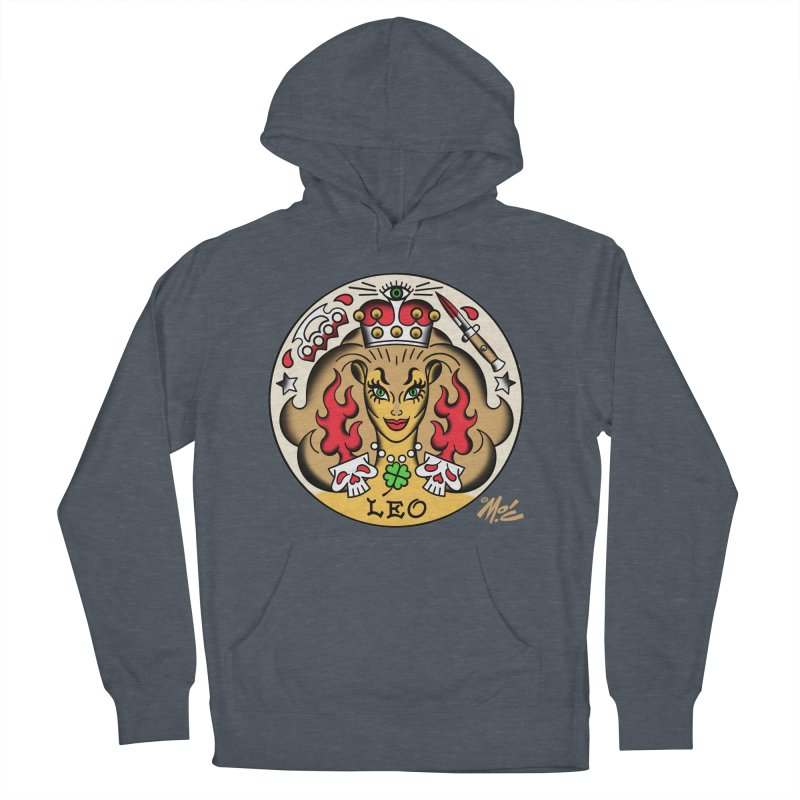 LEO! Men's Pullover Hoody by Mitch O'Connell