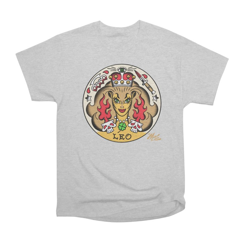 LEO! Women's Classic Unisex T-Shirt by Mitch O'Connell