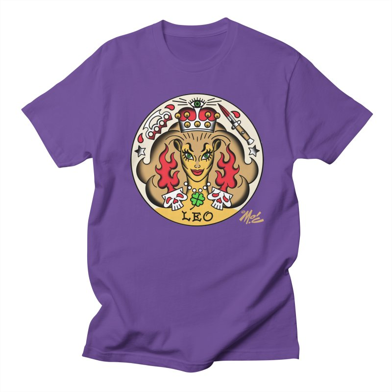 LEO! Women's Unisex T-Shirt by Mitch O'Connell