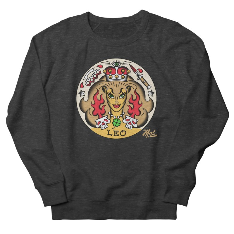 LEO! Women's Sweatshirt by Mitch O'Connell