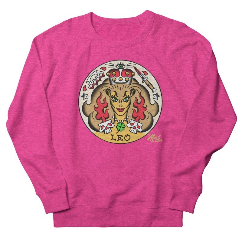 LEO! Women's Sweatshirt by Mitch O'Connell
