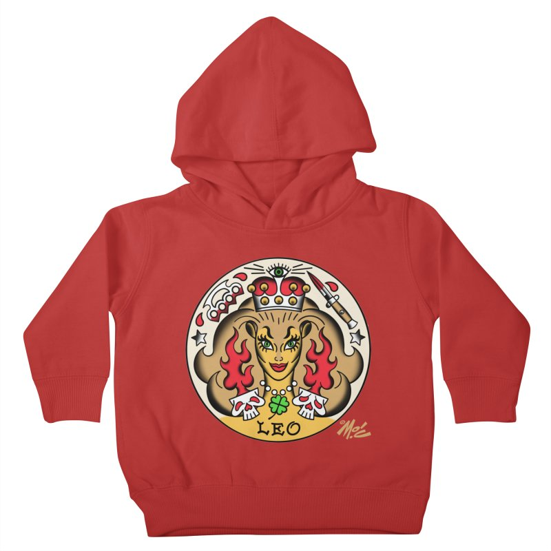 LEO! Kids Toddler Pullover Hoody by Mitch O'Connell