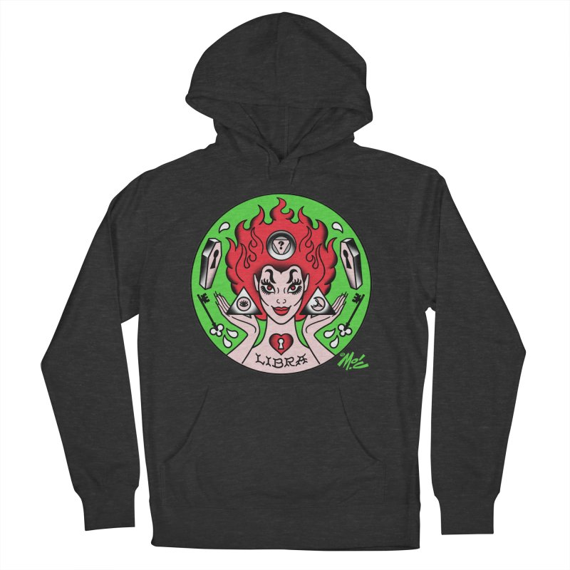 LIBRA! Women's Pullover Hoody by Mitch O'Connell