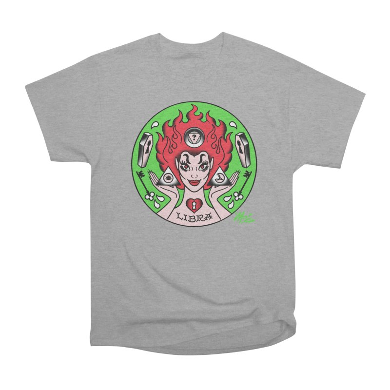 LIBRA! Women's Classic Unisex T-Shirt by Mitch O'Connell