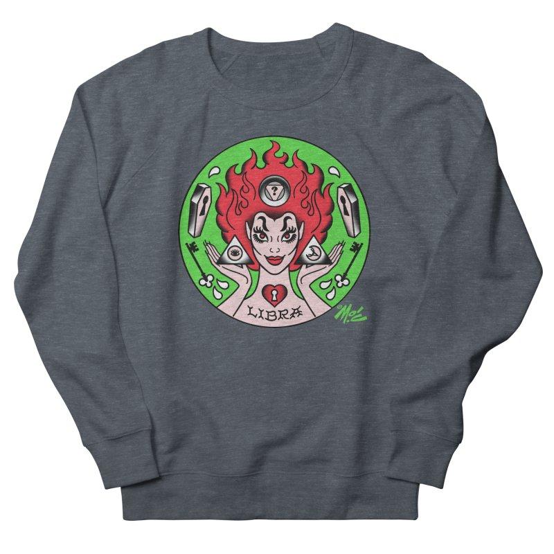 LIBRA! Men's Sweatshirt by Mitch O'Connell