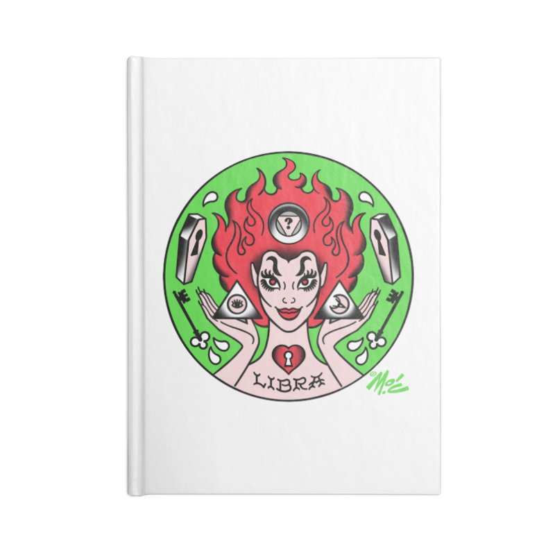 LIBRA! Accessories Notebook by Mitch O'Connell