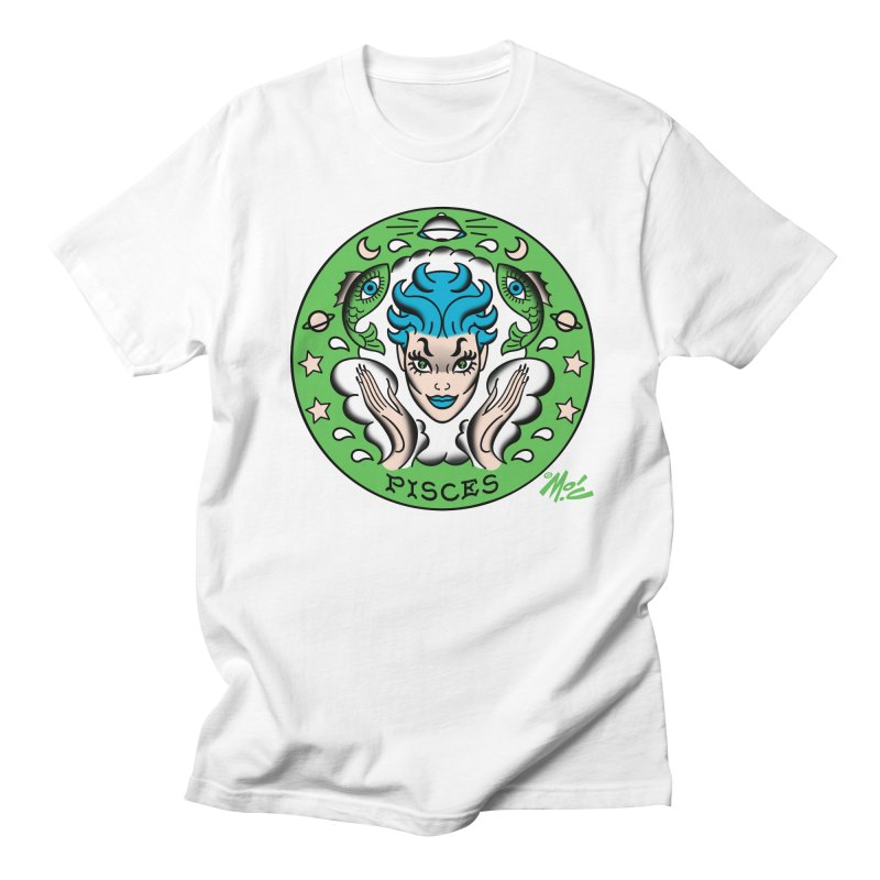 PISCES! Women's Unisex T-Shirt by Mitch O'Connell