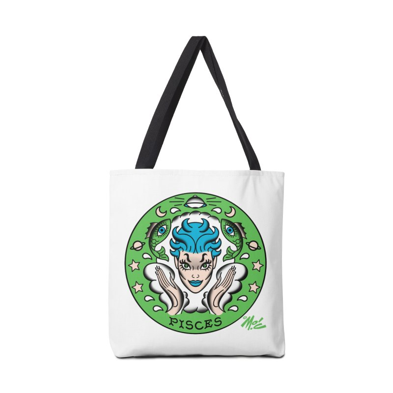PISCES! Accessories Bag by Mitch O'Connell