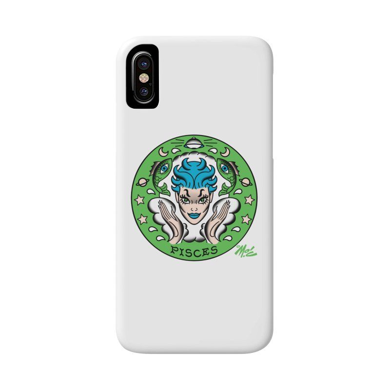 PISCES! Accessories Phone Case by Mitch O'Connell