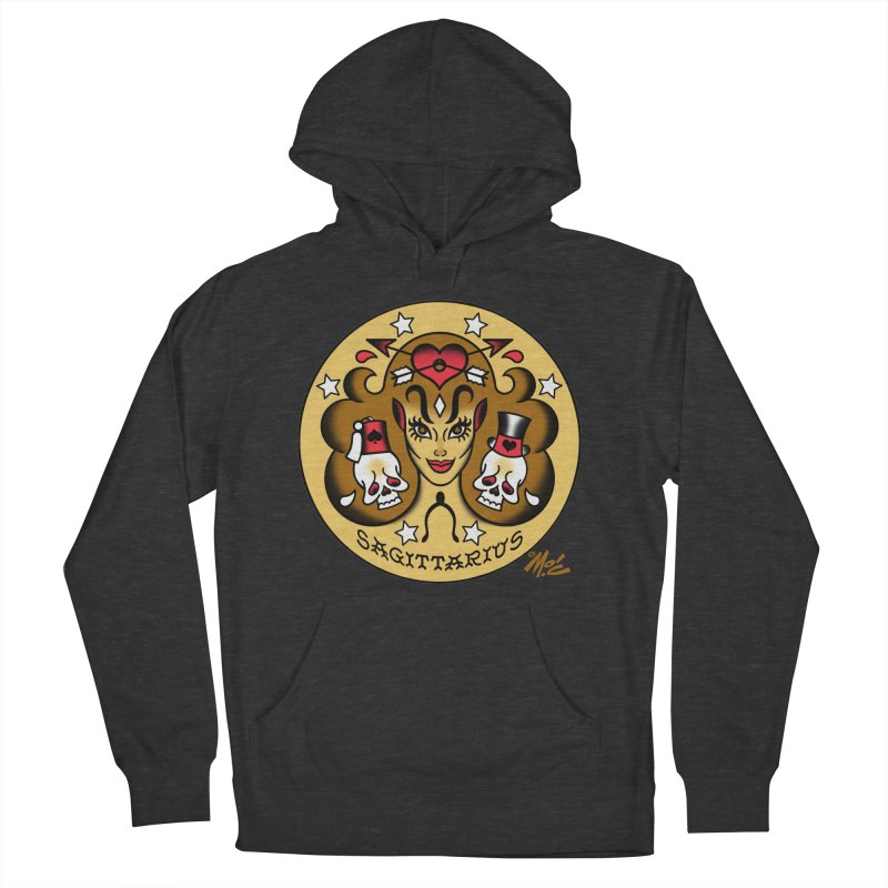 SAGITTARIUS! Women's Pullover Hoody by Mitch O'Connell