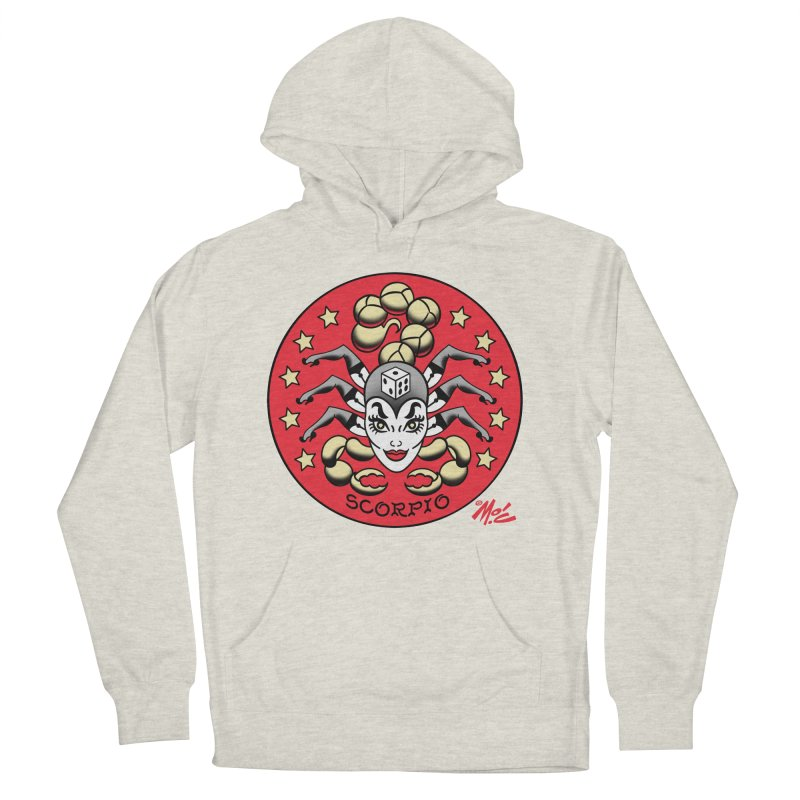 SCORPIO! Men's Pullover Hoody by Mitch O'Connell