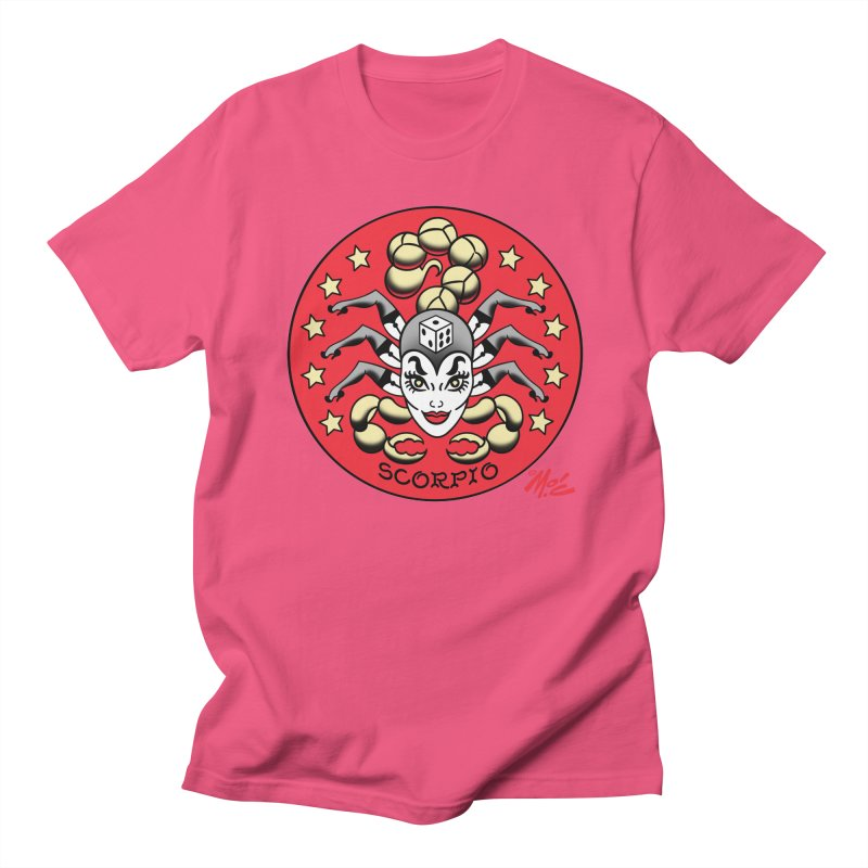SCORPIO! Women's Unisex T-Shirt by Mitch O'Connell