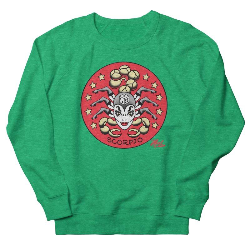 SCORPIO! Women's Sweatshirt by Mitch O'Connell