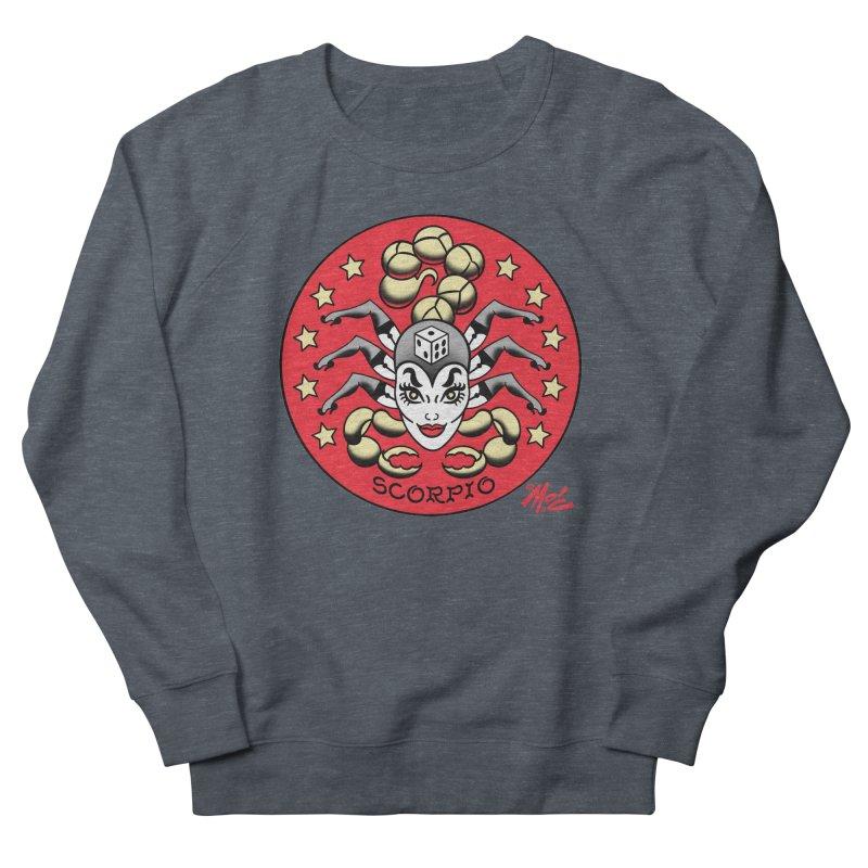 SCORPIO! Men's Sweatshirt by Mitch O'Connell