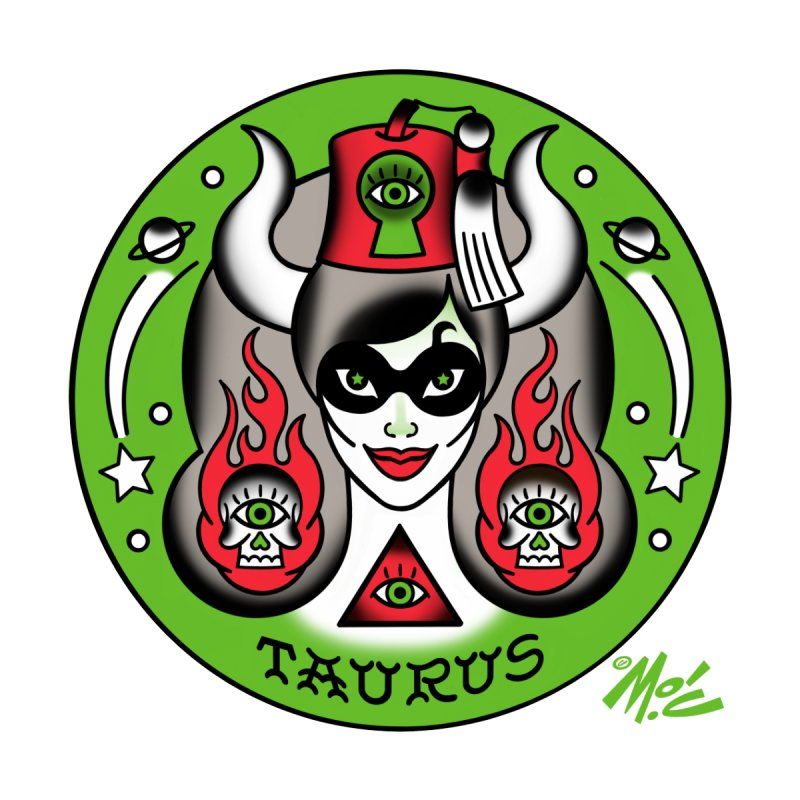 TAURUS! by Mitch O'Connell