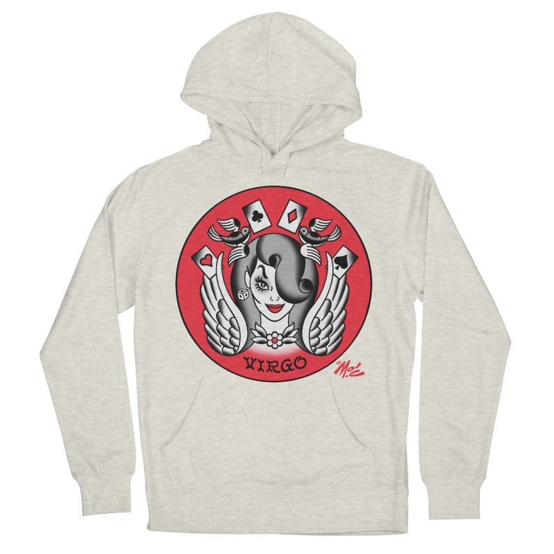 VIRGO! Men's Pullover Hoody by Mitch O'Connell
