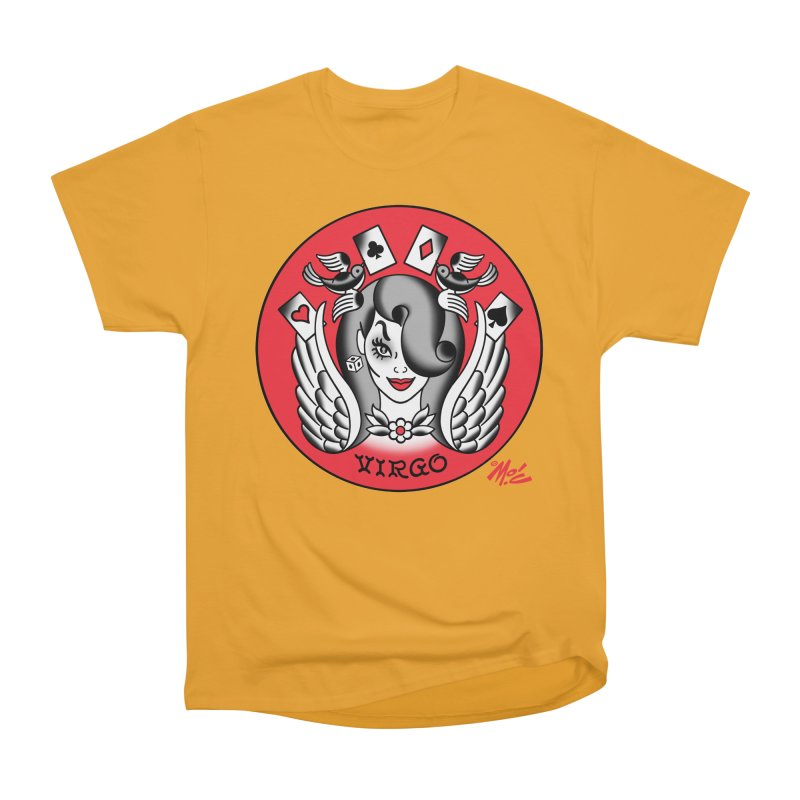 VIRGO! Men's Classic T-Shirt by Mitch O'Connell