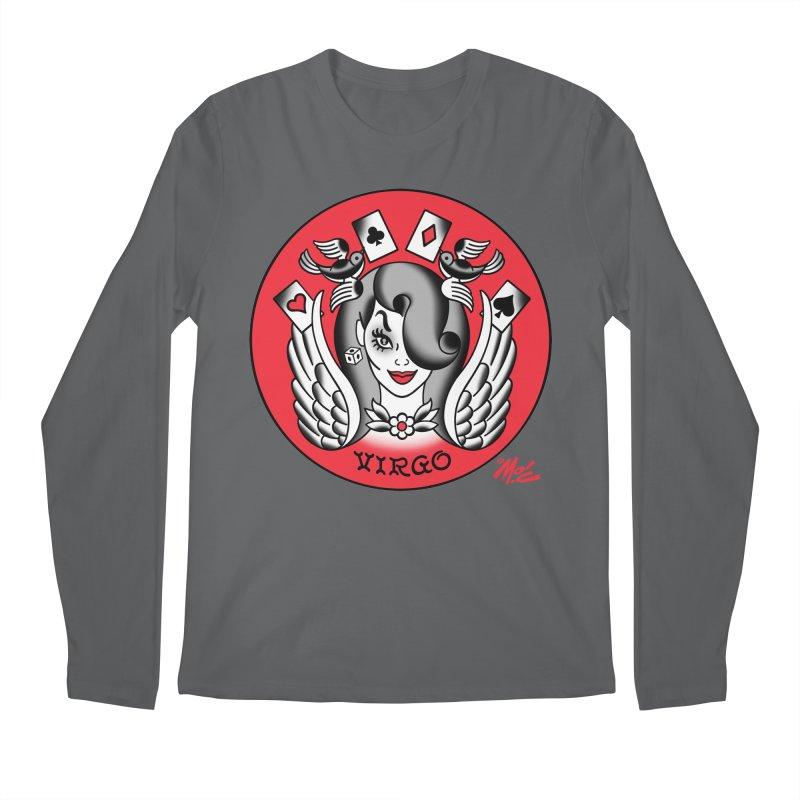 VIRGO! Men's Longsleeve T-Shirt by Mitch O'Connell