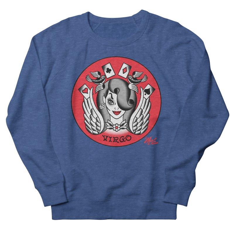 VIRGO! Women's Sweatshirt by Mitch O'Connell