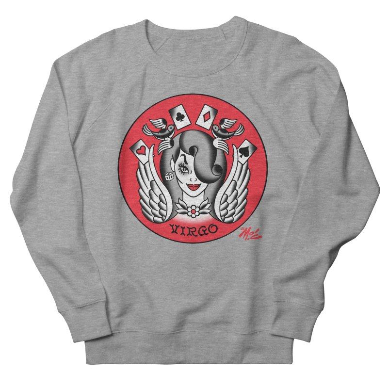 VIRGO! Men's Sweatshirt by Mitch O'Connell
