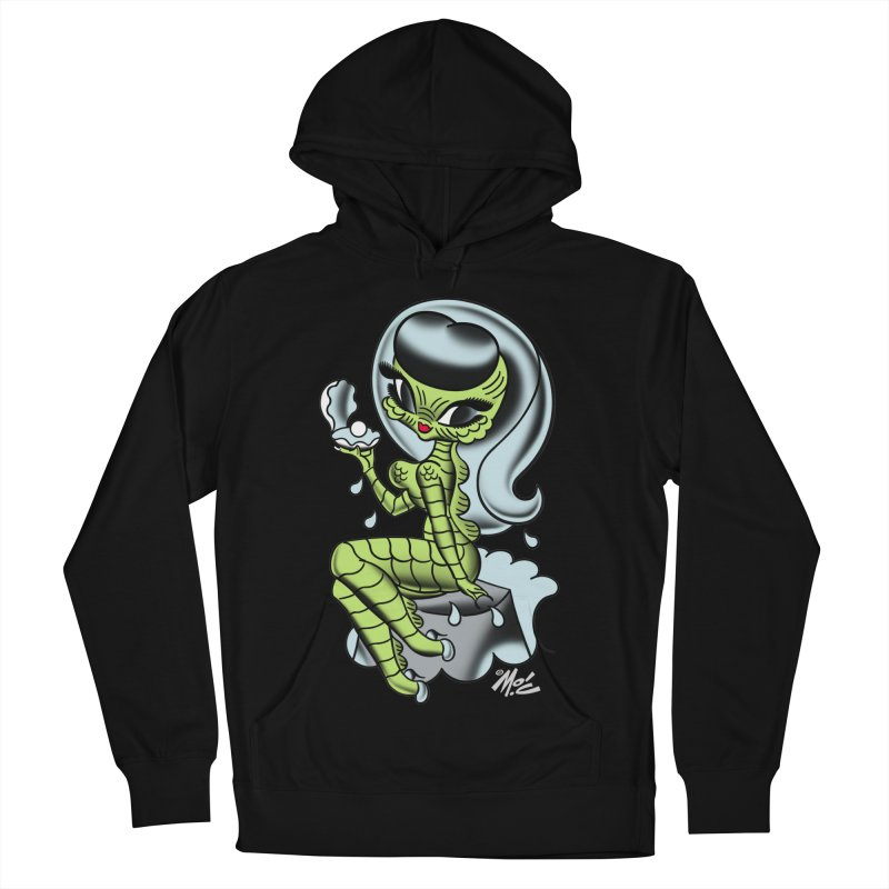 Creature Cutie! Men's Pullover Hoody by Mitch O'Connell