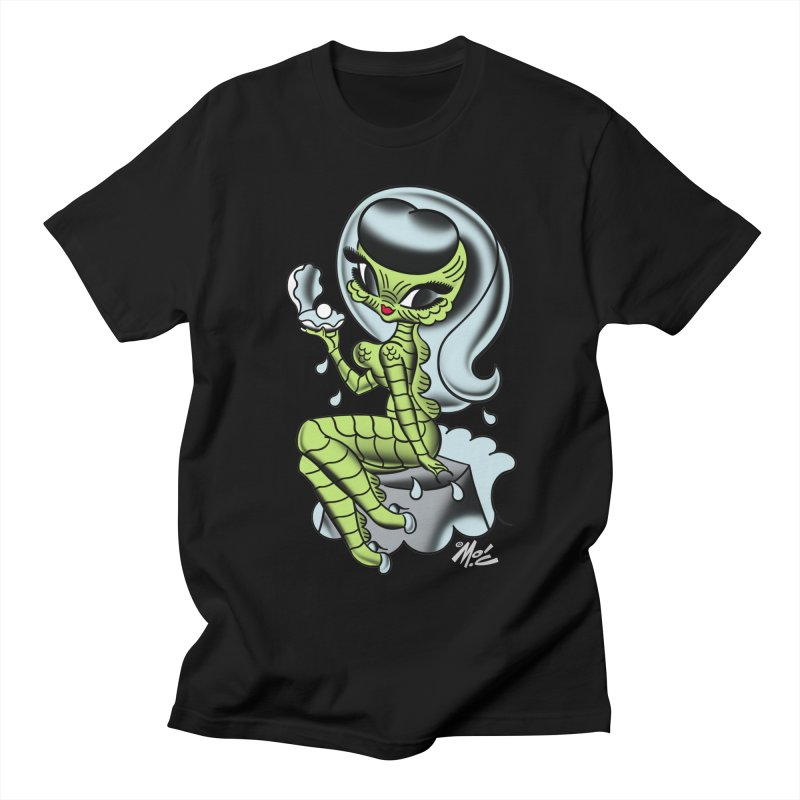 Creature Cutie! Men's Regular T-Shirt by Mitch O'Connell