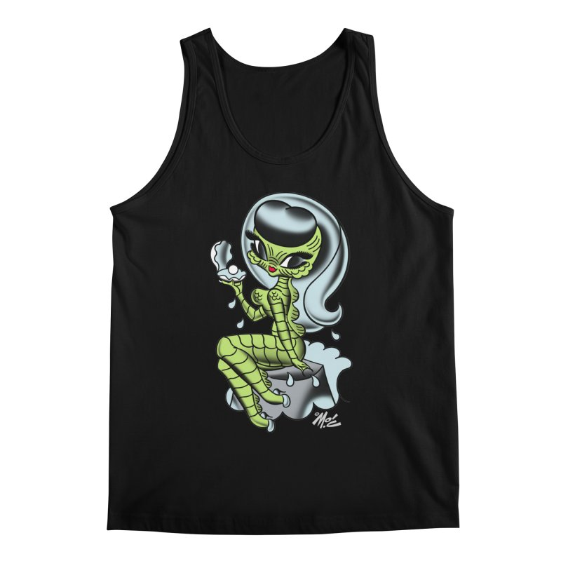 Creature Cutie! Men's Regular Tank by Mitch O'Connell