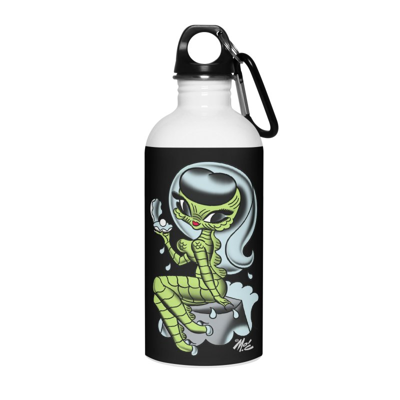 Creature Cutie! Accessories Water Bottle by Mitch O'Connell