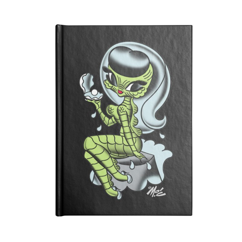 Creature Cutie! Accessories Notebook by Mitch O'Connell