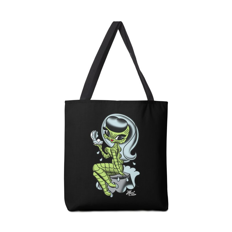 Creature Cutie! Accessories Tote Bag Bag by Mitch O'Connell