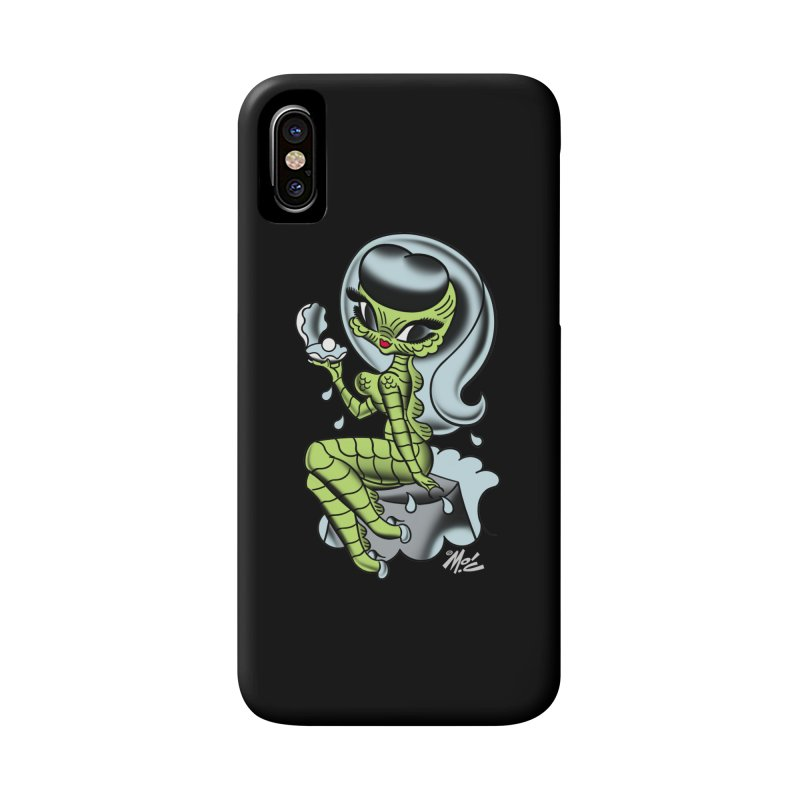 Creature Cutie! Accessories Phone Case by Mitch O'Connell