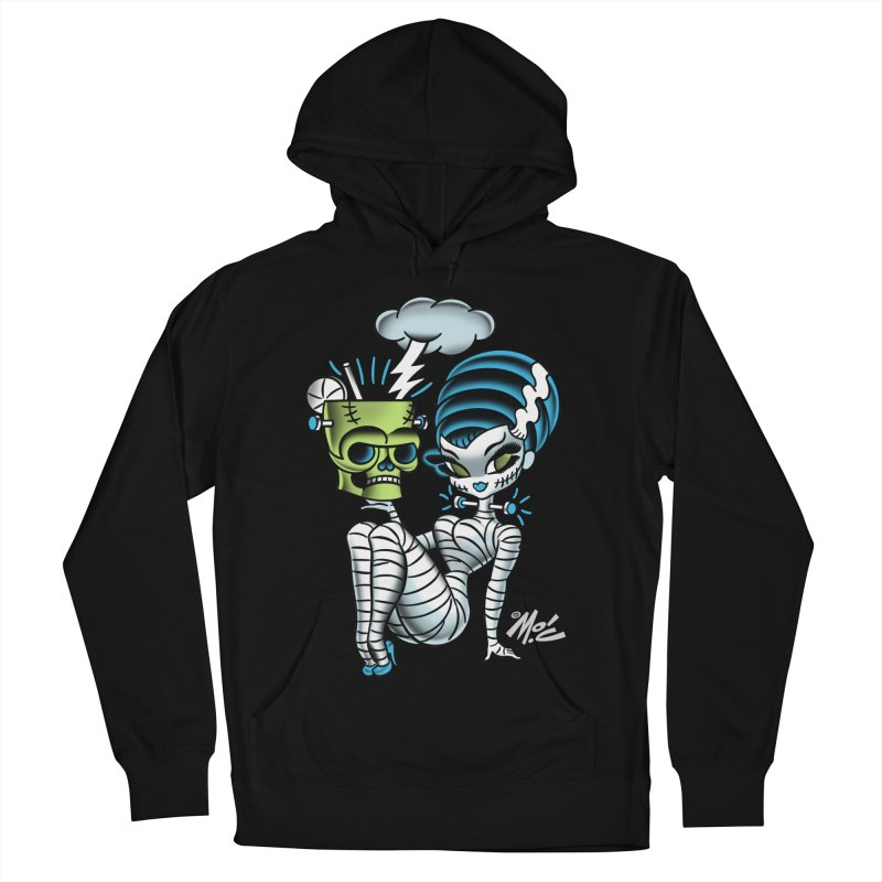 Frankencutie! Women's Pullover Hoody by Mitch O'Connell